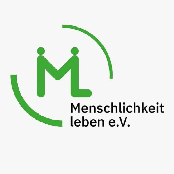 Menschlichkeit leben e.V. Logo